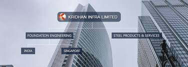 Kridhan Infra jumps after winning orders